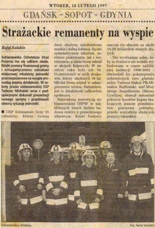 Dziennik Bałtycki 18.02.1997